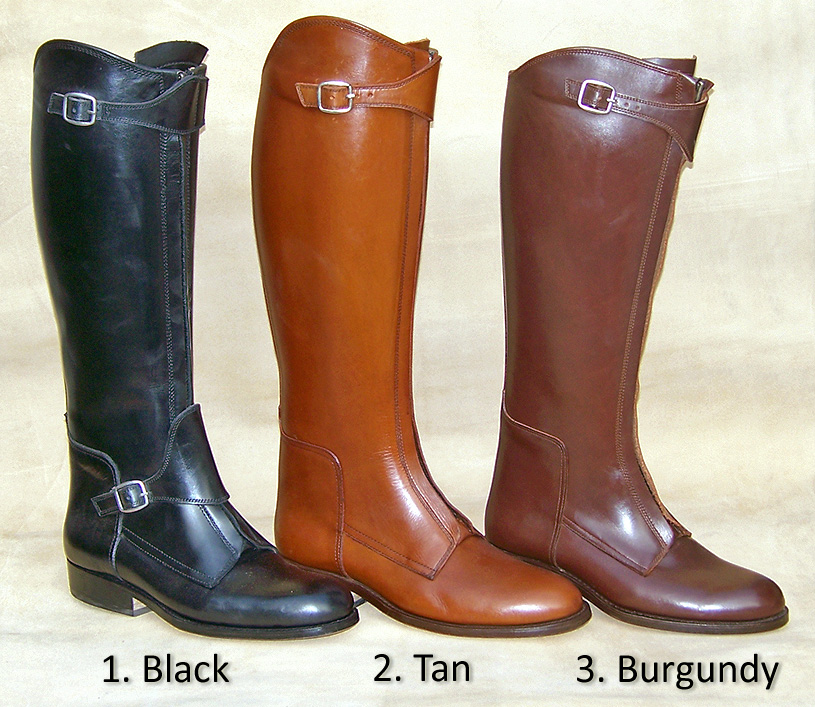 5332945838c D. Minsen & Co. customised polo boots